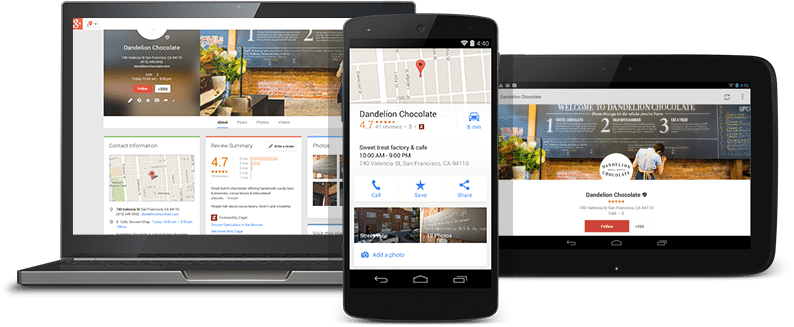 Esperti Google My Business e Google Maps - KAUKY.COM Web Agency Pavia