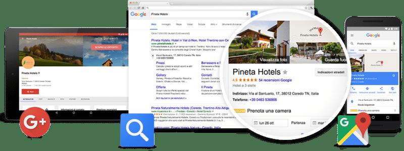 Local Search Marketing - KAUKY.COM - Web Agency Pavia
