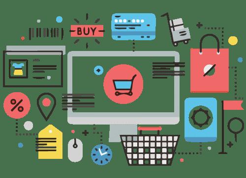 Sviluppo Ecommerce - KAUKY.COM Web Agency Pavia