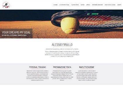 Sito Web Alessio Firullo - KAUKY.COM