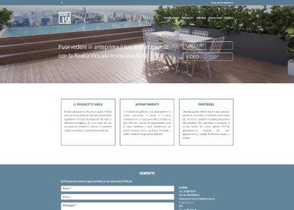 Sito Web Alberto Mario 19 - KAUKY.COM