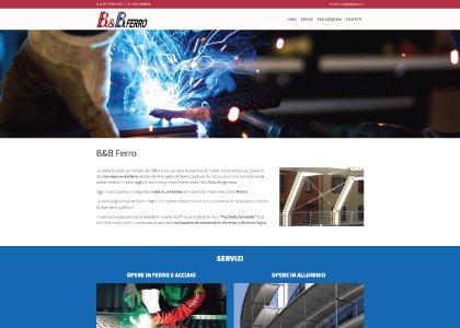 Sito Web B&B Ferro - KAUKY.COM