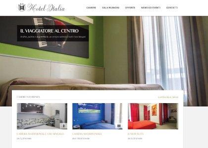 Sito Web Hotel Italia - KAUKY.COM