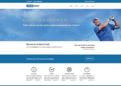 Sito web Italian Credit - KAUKY.COM