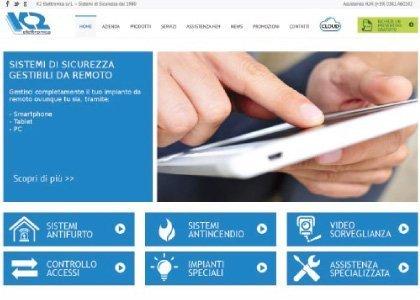 Sito Web K2 Elettronica - KAUKY.COM