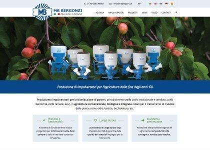 Sito Web MB Bergonzi - KAUKY.COM