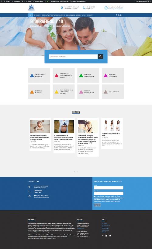 sito web htc Centro Medico Stradella