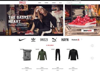 eCommerce Space23 - KAUKY.COM