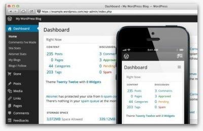 Realizzazione siti WordPress Pavia - KAUKY.COM