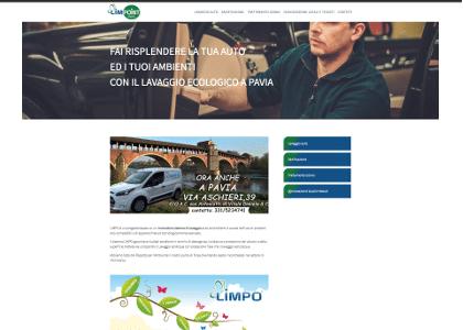Realizzazione Sito Web Limpo Point Pavia