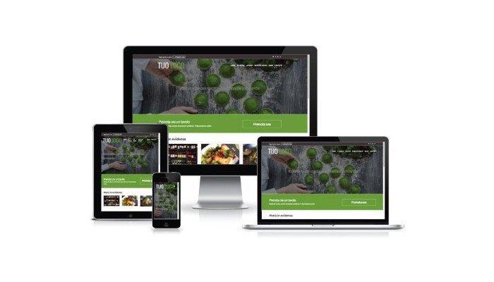 Sito web design responsive