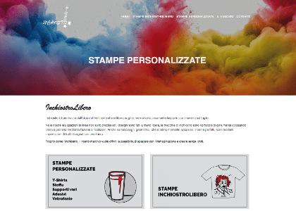 Sito Web Inchiostro Libero - KAUKY.COM