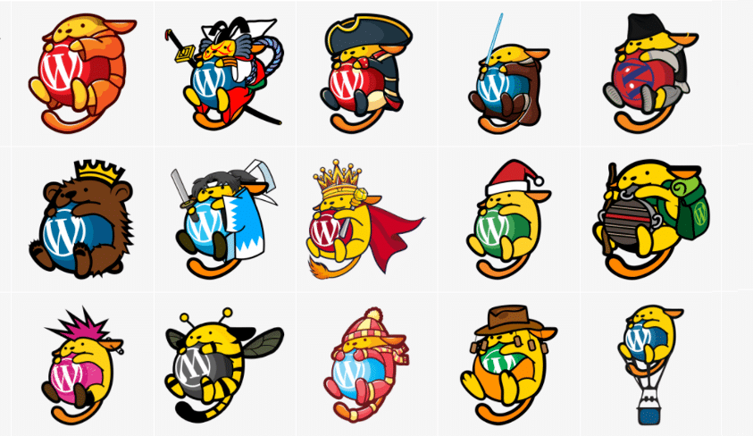 La storia di Wapuu WordPress