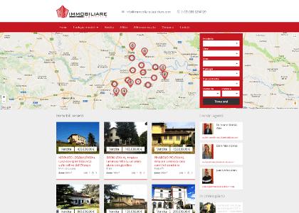 Sito Web Immobiliare Clastidium