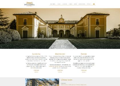 Realizzazione Sito web Pegazzera