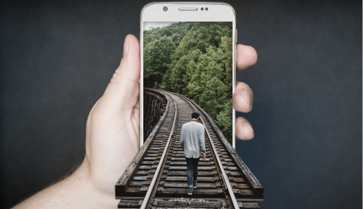 Sito web ottimizzato per dispositivi mobili