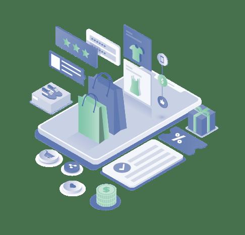 Realizzazione siti eCommerce - KAUKY Digital Transformation Agency