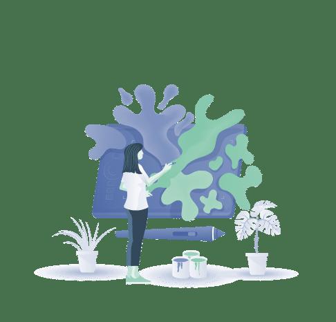 Logo Design - KAUKY Digital Transformation Agency