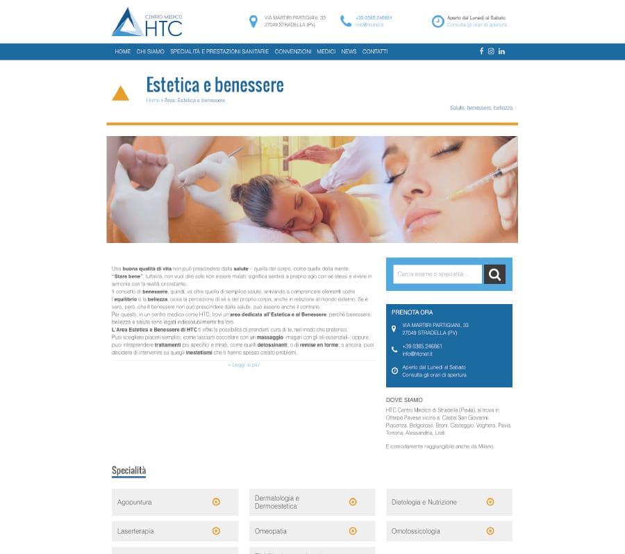 Portfolio HTC - Centro Medico