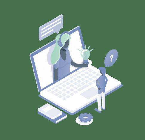 Assistenza e Supporto Tecnico - KAUKY Digital Transformation Agency