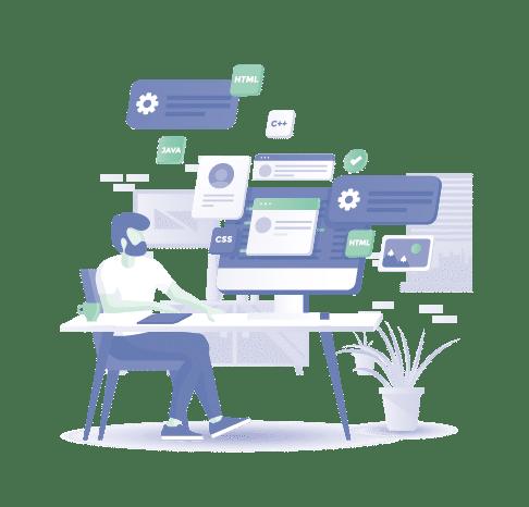 Realizzazione siti web - KAUKY Digital Transformation Agency