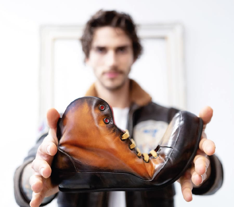 Portfolio Bricklane Shoes