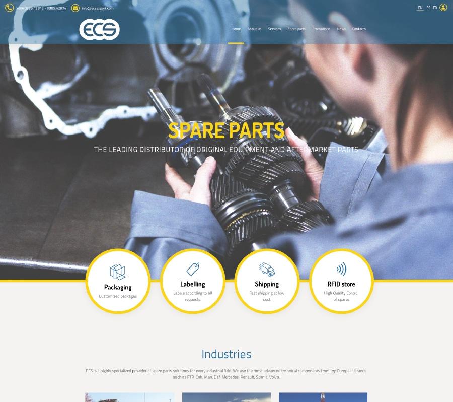 Portfolio ECS Export