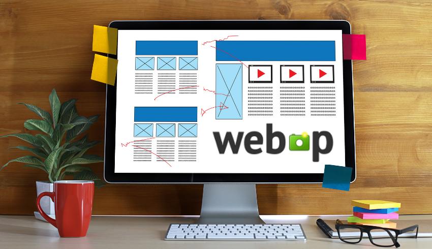 WebP nuovo formato immagine Google